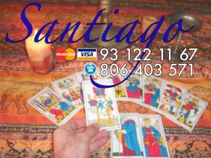 santiago vidente real y tarotista
